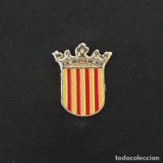 Pins de colección: PIN ESCUDO BENIMODO (VALENCIA). Lote 218905658