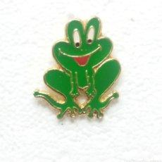 Pins de colección: PIN RANA RANITA. Lote 219260898