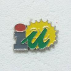 Pins de colección: PIN IZQUIERDA UNIDA. Lote 219262982