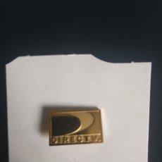 Pins de colección: PIN RADIO TV TELEVISIÓN ARGENTINA DIRECTV. Lote 219830151