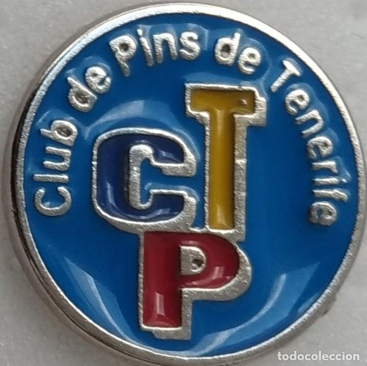 PIN CLUB DE PINS DE TENERIFE. ISLAS CANARIAS (Coleccionismo - Pins)