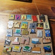 Pins de colección: LOTE DE PINS. Lote 220237085