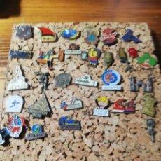 Pins de colección: LOTE DE PINS. Lote 220237140