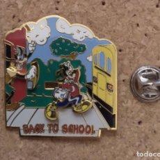 Pins de coleção: PIN DISNEY, DISNEYLAND, DISNEYLANDIA, GOOFY, LIMITED EDITION 2,500, GOOFY SE MUEVE. Lote 220424196