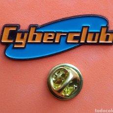 Pins de coleção: PIN - PROGRAMA TELEVISION - TV - CYBERCLUB. Lote 220671873
