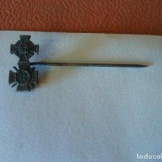Pin's de collection: PIN AGUJA. 2ª GUERRA MUNDIAL. ALEMANIA, NAZI. ORIGINAL. MEDIDAS 4*1.5 CM. Lote 220849491