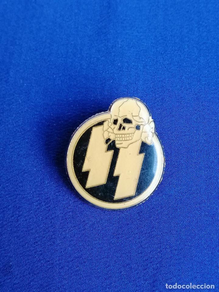 Pins de colección: PIN SS CALAVERA - Foto 2 - 221665568