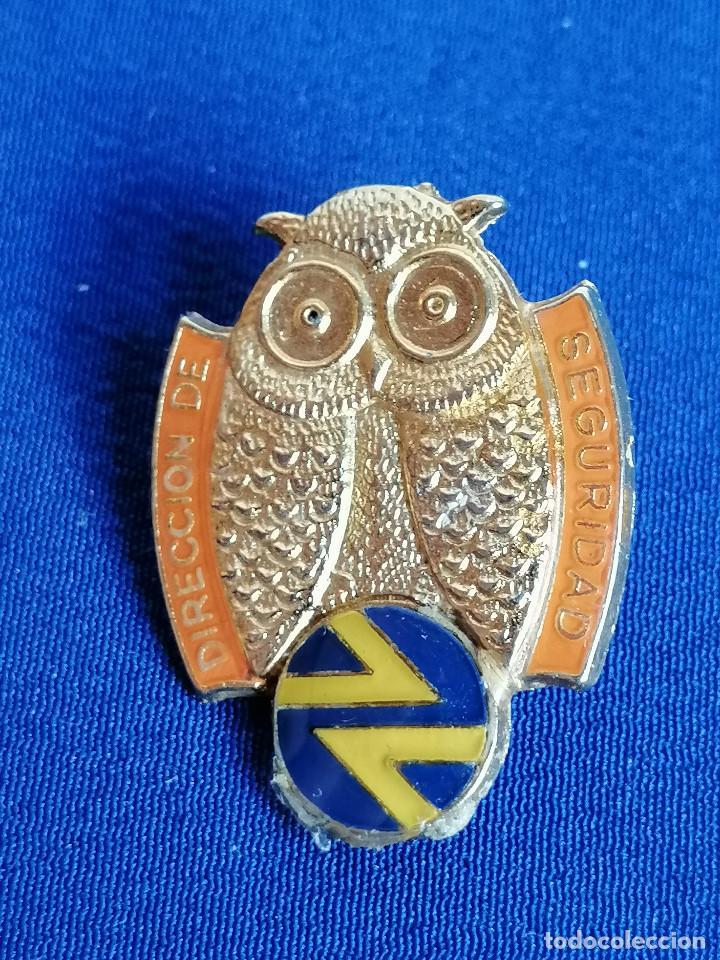 Pins de colección: PIN RENFE DIRECCION DE SEGURIDAD - Foto 2 - 221666572