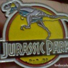 Pins de colección: JURASSIC PARK PIN PINCHO PINTVRA LACADA 3 CMS LARGO DINOSAURIOS *. Lote 221822972