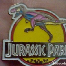 Pins de colección: JURASSIC PARK PIN PINCHO PINTVRA LACADA 3 CMS LARGO DINOSAURIOS *+*. Lote 221822996