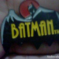 Pins de colección: BATMAN PIN PINCHO LOGO 3 CMS RETRO VINTAGE. Lote 221828551