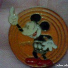 Pins de colección: MIKEI NO MICKEY PIN PINCHO LOGO CMS ALTO RETRO VINTAGE. Lote 221830308