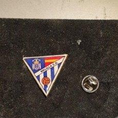 Pins de colección: PIN PINS FUTBOL MELILLA CF. Lote 221957323