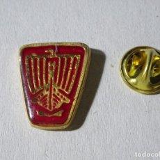 Pins de colección: PIN DE COCHES MOTOS. ESCUDO LOGO MARCA ROVER. Lote 221966213