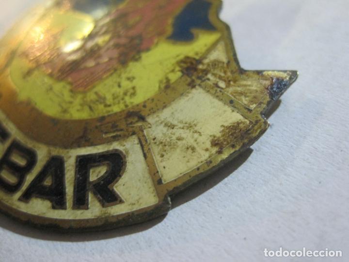 Pins de colección: MONTBAR-INSIGNIA PIN DE TAMAÑO MAS GRANDE DE LO HABITUAL-VER FOTOS-(K-812) - Foto 3 - 221966675