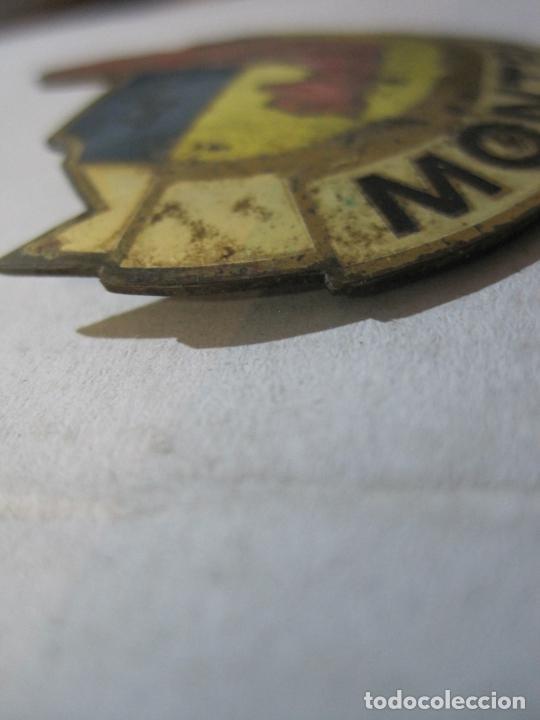 Pins de colección: MONTBAR-INSIGNIA PIN DE TAMAÑO MAS GRANDE DE LO HABITUAL-VER FOTOS-(K-812) - Foto 4 - 221966675