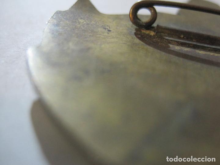 Pins de colección: MONTBAR-INSIGNIA PIN DE TAMAÑO MAS GRANDE DE LO HABITUAL-VER FOTOS-(K-812) - Foto 7 - 221966675