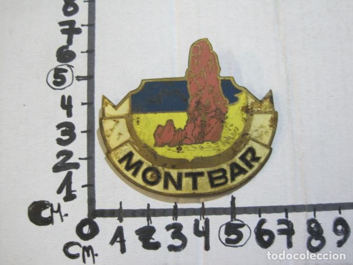 Pins de colección: MONTBAR-INSIGNIA PIN DE TAMAÑO MAS GRANDE DE LO HABITUAL-VER FOTOS-(K-812) - Foto 9 - 221966675