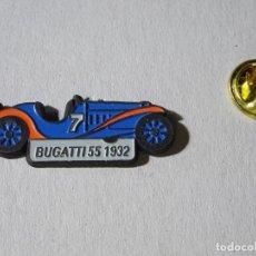 Pins de colección: PIN DE COCHES MOTOS. COCHE BUGATTI 55 DE 1932. Lote 221966770