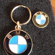 Pins de colección: BMW: LLAVERO METALICO Y PIN DE METAL DE REGALO- OPORTUNIDAD- COLECCIONISTAS. Lote 222011406