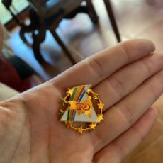 Pins de colección: PIN FO 93' BALLARD. Lote 222022262