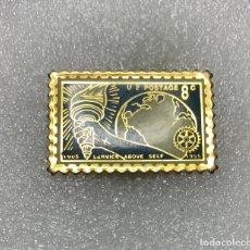 Spille di collezione: 229.PIN SELLO DE CORREOS EEUU. Lote 222189986