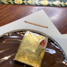 Pins de colección: PIN ALFILER CRUZ ROJA DORADO. Lote 222297280