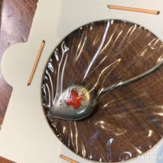 Pins de colección: PIN ALFILER ( GOTA DE SANGRE METAL). Lote 222297382