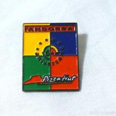 Pins de colección: PIN PIZZA HUT ANDORRA , NUEVO. Lote 222312813