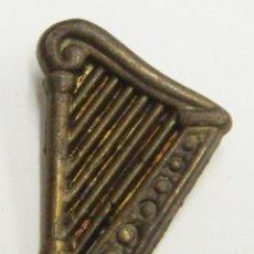 Pins de colección: PIN INSTRUMENTO MUSICAL ARPA. Lote 222654198