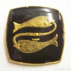 Pins de colección: PIN DE SIGNOS DEL ZODIACO PISCIS. Lote 222687381