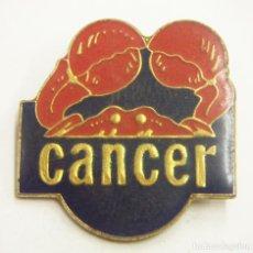 Pins de colección: PIN DE SIGNOS DEL ZODIACO CANCER. Lote 222690942