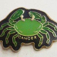 Pins de colección: PIN DE SIGNOS DEL ZODIACO CANCER. Lote 222690980