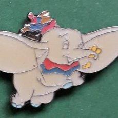 Pins de colección: PIN - DUMBO - ELEFANTE DIBUJOS - DISNEY - METAL ESMALTADO -. Lote 222698235