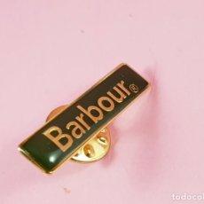 Pins de colección: PIN-BARBOUR-NUEVO-VER FOTOS. Lote 222716285