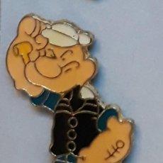 Pins de colección: PIN - POPEYE - MARINO - DIBUJOS ANIMADOS - METAL LACADO. Lote 222719550