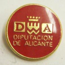 Pins de colección: PIN DIPUTACION DE ALICANTE. Lote 223510103