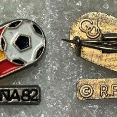 Pins de coleção: 288.PIN INSIGNIA BROCHE MUNDIAL DE FUTBOL ESPAÑA 82. Lote 223696272