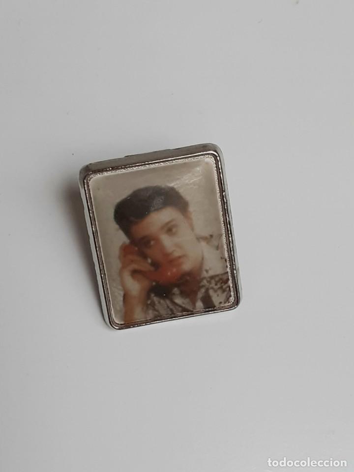 Pins de colección: Elvis Presley pins original from the 80s - Foto 2 - 224983321