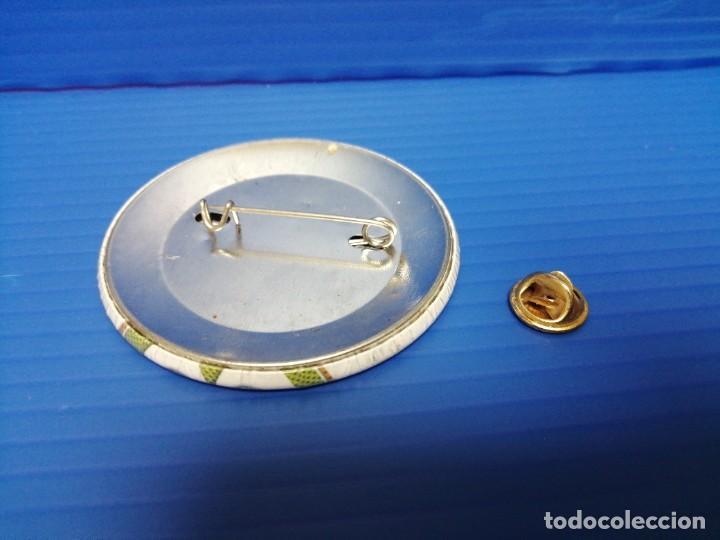 Pins de colección: PIN CHAPA CLUB BANYETES LLEIDA - Foto 2 - 225934717