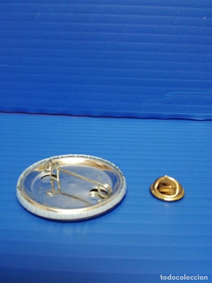 Pins de colección: PIN CHAPA ONG LIBERACIÓN ANIMAL LIBERACIÓN HUMANA - Foto 2 - 225935335