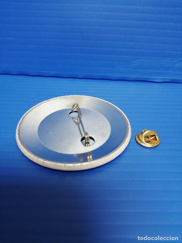 Pins de colección: PIN CHAPA PORTAVELLA BARCELONA - Foto 2 - 225936526