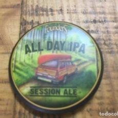 Pins de colección: FOUNDERS ALL DAY IPA - PINS CERVEZA ARTESANAL- EEUU. Lote 226570690