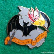 Pins de colección: INSIGNIA PIN ESMALTADO DE FALLERO FALLA PARADOR SO NELO 1960'S. Lote 226570875
