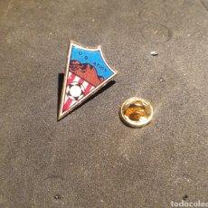 Pins de colección: PIN PINS FUTBOL CF LA NUCIA. Lote 226571120
