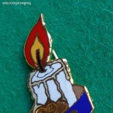 Pins de colección: INSIGNIA PIN ESMALTADO DE FALLERO FALLA 1961. Lote 226577645
