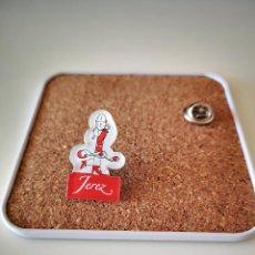Pins de coleção: PIN DE LA CIUDAD DE JEREZ XEREZ TURISMO. Lote 226859085