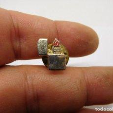 Pins de colección: INSIGNIA ANTIGUA ENCENDEDOR ZIPPO. Lote 227026260
