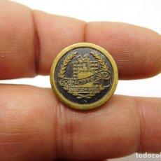 Pins de colección: INSIGNIA ANTIGUA ENCENDEDOR ZIPPO 60 ANIVERSARIO. Lote 227026751