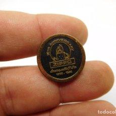 Pins de colección: INSIGNIA ANTIGUA ENCENDEDOR ZIPPO 10 ANIVERSARIO. Lote 227026937